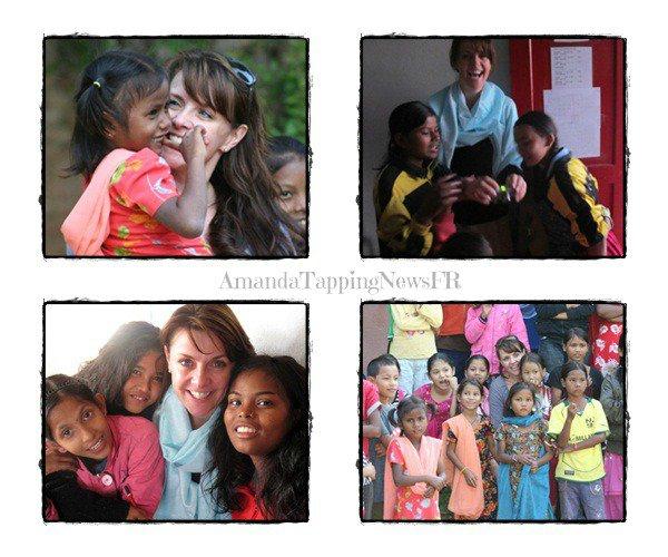 Min au Népal pr Sanctuary for kids + D'autre photos de min au Népal