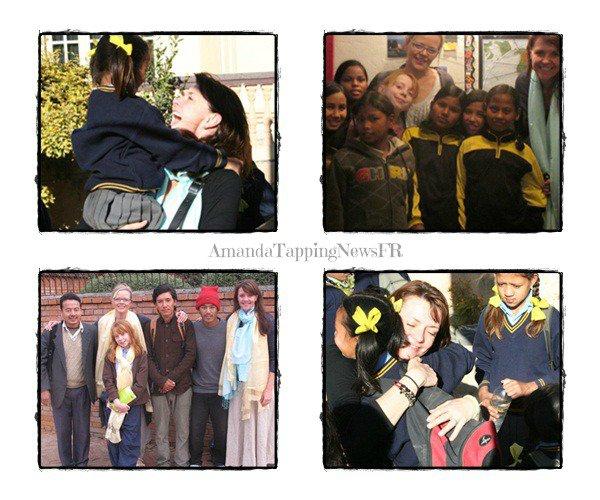 New tof Amanda part du Népal + De nouvelle tof de S4K au Népal