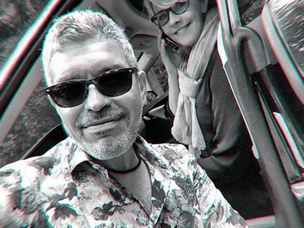 TWITTER + Vidéo Amanda InnerSpace questions + Nouvelle photo d'Amanda & Dennys Ilic + Photos Dennys Ilic & Amanda