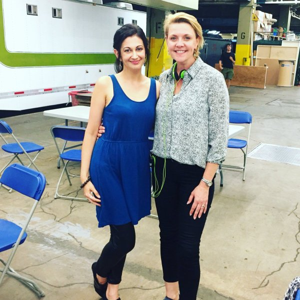 TWITTER + Nouvelles photos d'Amanda & Brendan Uegama, ainsi qu'une avec Sabrina Furminger + Photos Amanda pour #WomenSeen (ActraWomen)