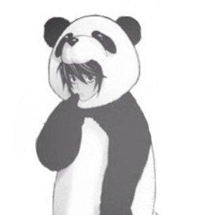 L en panda!