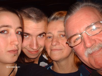 quel belle famille el es adorable