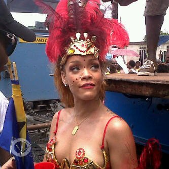 Les vacances de Rihanna en Barbade