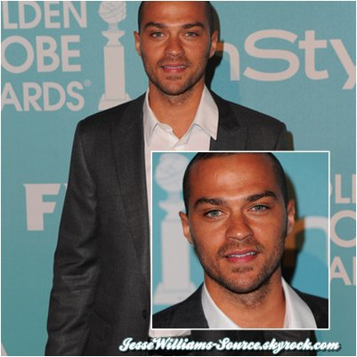 > 08 Décembre 2010   :   Jesse @The Hollywood Foreign Press Association & InStyle's Miss Golden Globe 2011