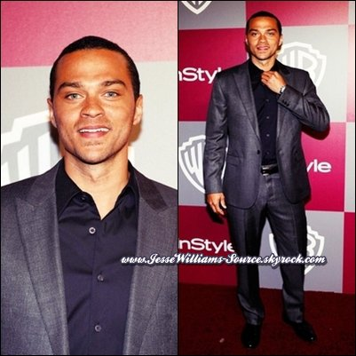 > 16 janvier 2011 : Jesse @NBC Universal's 68th Annual Golden Globes After Party & @2011 InStyle/Warner Brothers Golden Globes Party