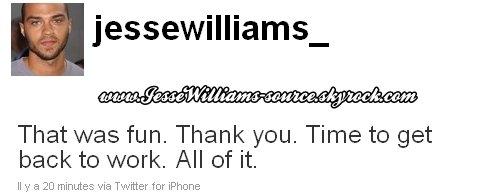> 06 février 2011 : Jesse @Superbowl 2011!
