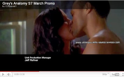 FLASH NEW Grey's Anatomy : Jackson Avery & Lexie Grey together !!