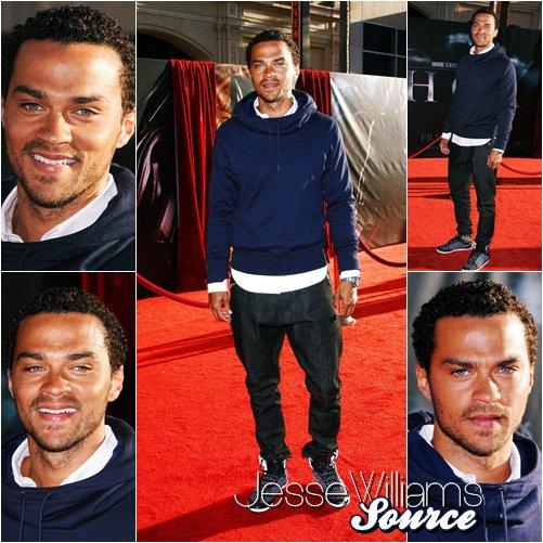 "> 2 mai 2011 : Jesse @""Thor"" World Premiere !"