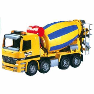 Camion toupie 54cm