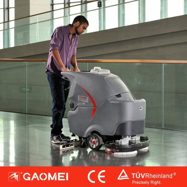 Battery Power Industrial Floor Cleaner GM70BT
