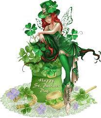 bon wk end et bonne Saint Patrick