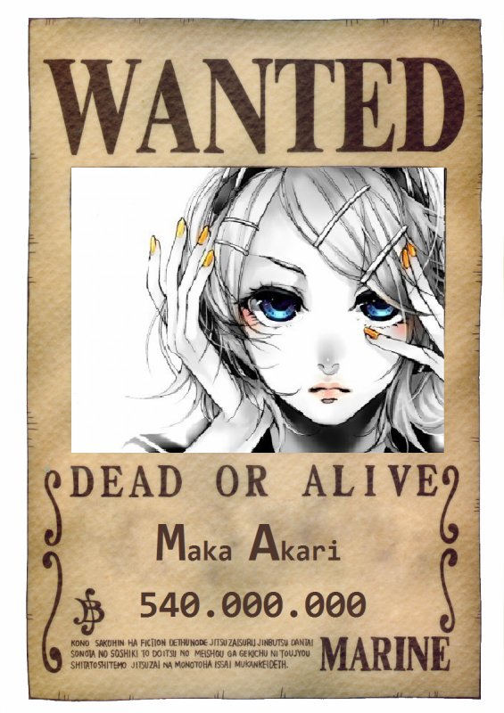 Blog de o p fic1 page 2 one piece fic - Affiche wanted one piece ...