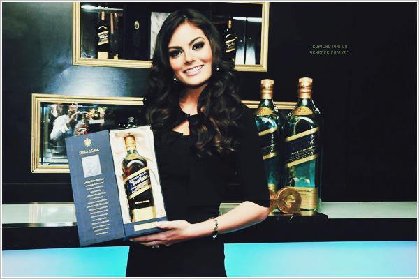 Flash Back comme il n'y a pas de news. Jimena en nov 2010 lors des GQ awards.