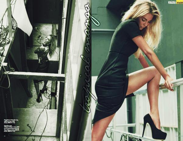 19/03/12 : MISS UNIVERS 2004, JENNIFER HAWKINS POSE POUR LE MAGAZINE GRAZIA.Selon Forbes, Jennifer est classée parmi les mannequins Australiens les plus riches avec Miranda Kerr. Elle gagne 5 millions $/an.
