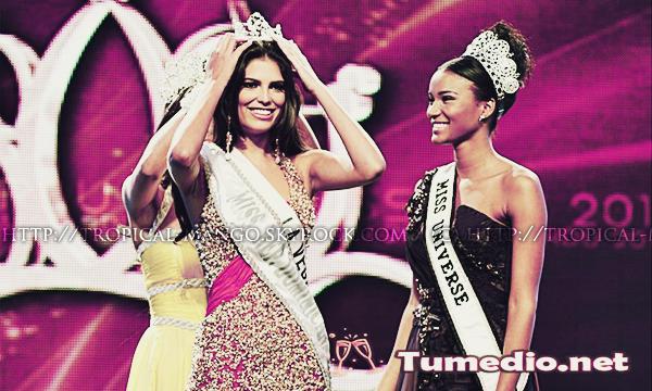 17/04/12 : LA NOUVELLE MISS REPUBLIQUE DOMINICAINE A ETE ELUE, CARLINA DURAN.Agée de 25ans et mesurant 1M83, elle représentera son pays lors de Miss Univers. Je trouve cette nouvelle Miss très belle !