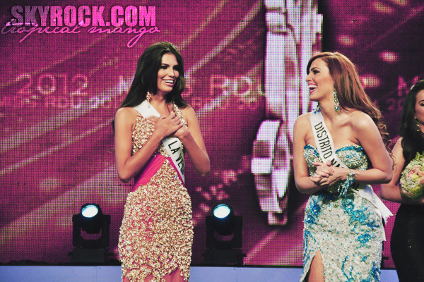 23/04/2012 - MISS UNIVERS ET MISS USA A NEW YORK LORS DU GALA CITY HARVEST.+ Alyssa Campanella a posté une photo via son compte instagram, elle a pu déjeuner avec la célèbre mannequin Coco Rocha.