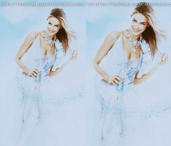 28/04/2012 - La sublime Miss Univers 2010, Jimena Navarrete pour le magazine Hola.Elle pose avc des créations Benito Santos. Styliste mexicain qui avait d'ailleurs réalisé sa robe lors de la finale de Miss Univers.
