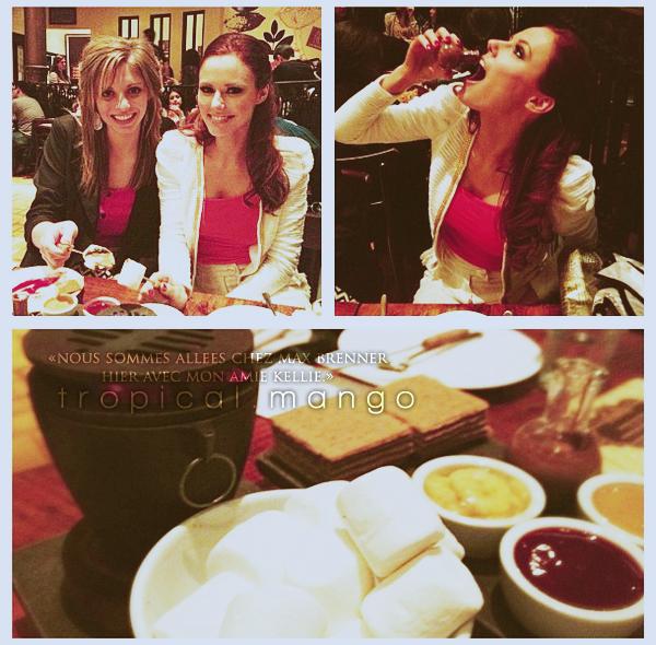 09/05/2012 - Le voyage de préparation à l'élection de Miss Usa 2012 a commencé !Ci dessous des photos instagram d'Alyssa Campanella. L'élection se tiendra le 03 juin a Las Vegas. Vidéo des candidates ici.