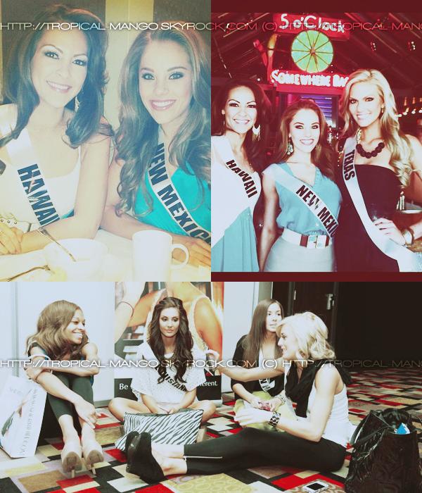 22/05/2012 - Plusieurs nouvelles photos des candidates au titre de Miss Usa 2012.Mes favorites sont Miss Rhode Island (que vous pouvez voir sur l'aperçu du photoshoot), Texas, Ohio, South Dakota et New York.