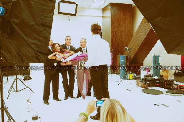 PREMIER PHOTOSHOOT DE LA NOUVELLE MISS USA : OLIVIA CULPO !