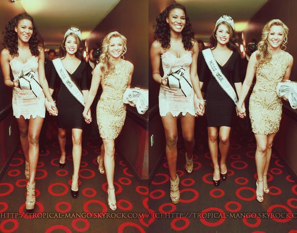 03/06 - SUITE DU PHOTOSHOOT DE LA NOUVELLE MISS USA : OLIVIA CULPO. + Ci dessous retrouvez des photos twitter, puis la vidéo du passage des 5 finalistes à Miss Usa lors de la prestation d'Akon.