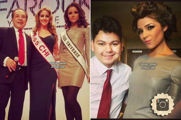 MISS USA ET MISS TEEN USA LORS D'UN EVENEMENT POUR SAME SKY A NY.
