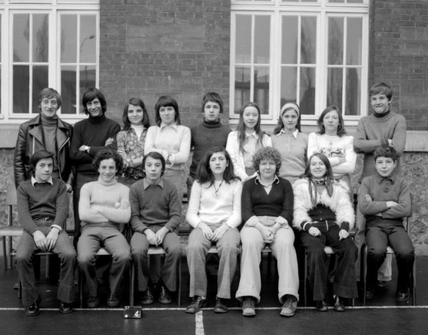 une photo du lycée camille st saens que j'ai retrouvée