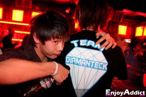 Team Diamanteck