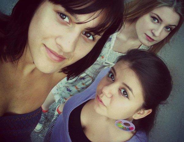 Yelena,Mika and me