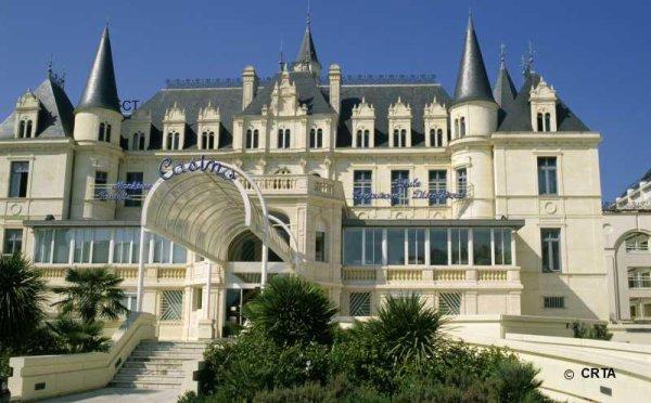 Le casino de la plage, Arcachon