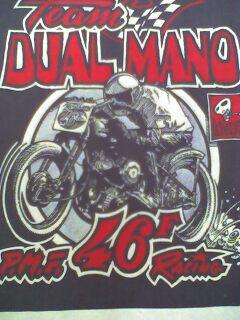 the fabulous dualmano racing team #46f