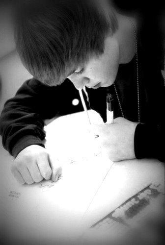 ● Justin : Les filles sont comme des diamants, il est difficile de trouver le meilleur ●