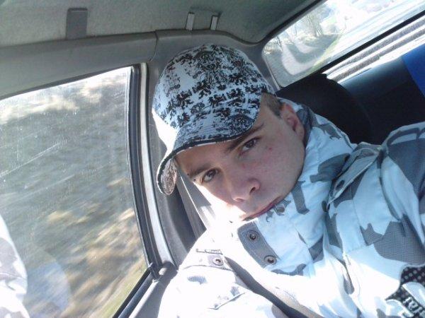moi en voiture avec un amis