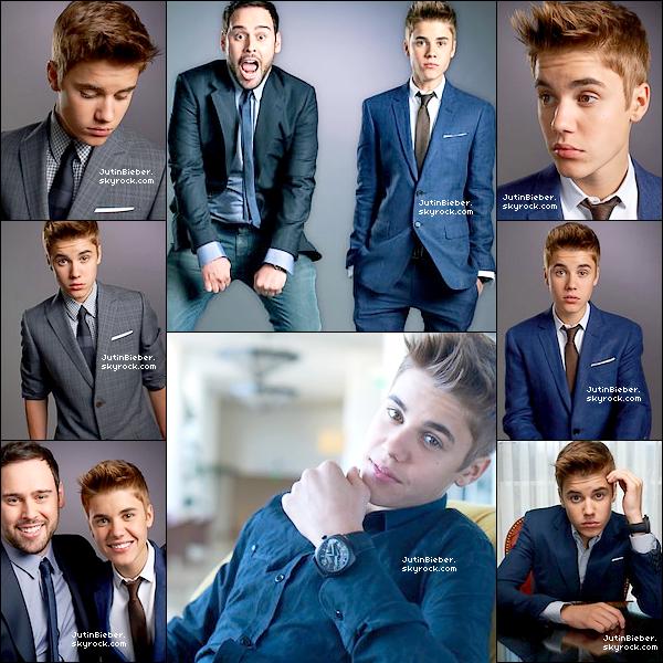 * Photoshoot :  Justin posant pour le célèbre GQ Magazine, ainsi que pour Forbes. Ton avis ?   *