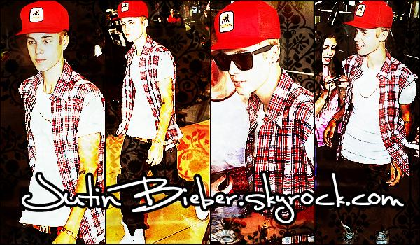 * 13/07/12 :  Justin a donné une conférence de presse en Malaisie ainsi qu'un concert privé.    *
