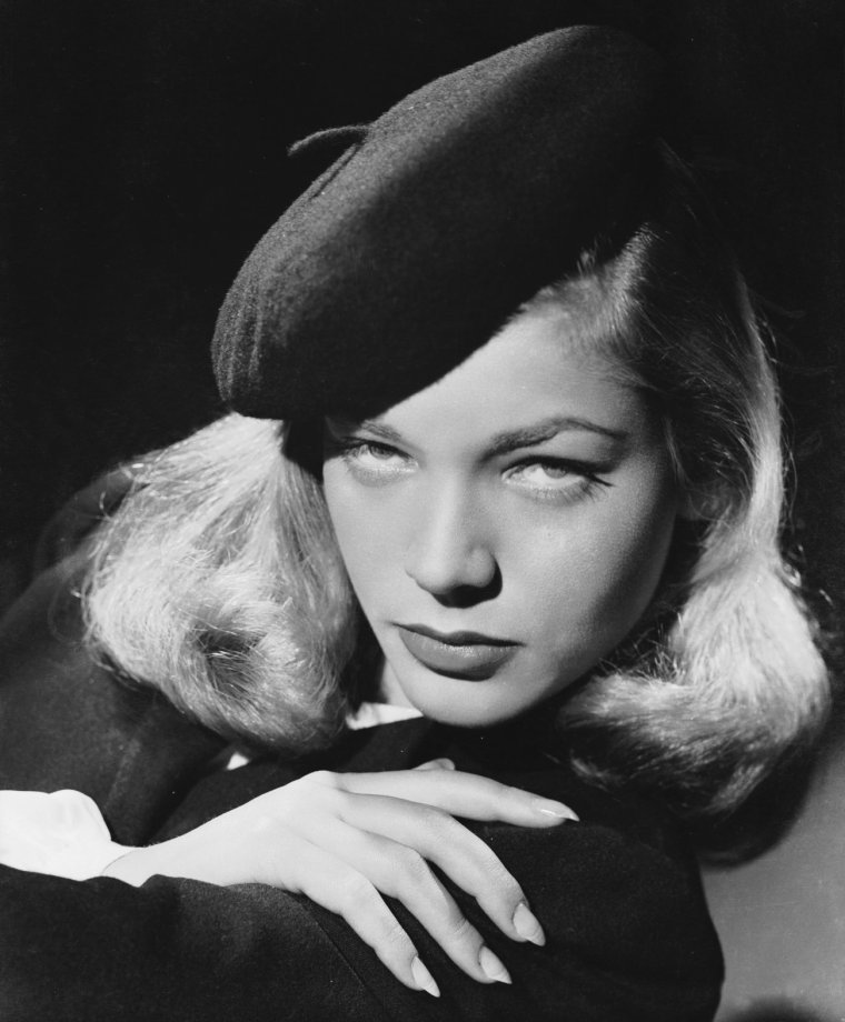 Lauren Bacall