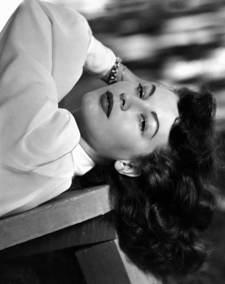 Ava Gardner années 40