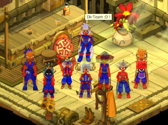 La Nouvelle Dk-Team.