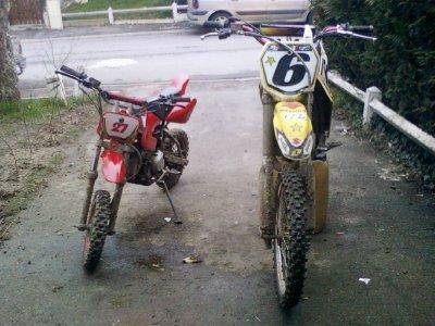 Mon Dirt Et Le 85Cm3