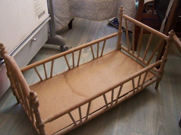 lit pouvant accueillir une flèche