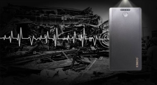 New Zealand Earthquake 2014——backup portable battery charger in Disaster