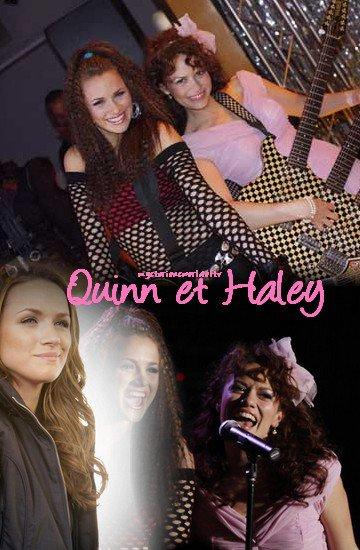 Quinn et Haley