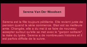 Séréna Van der Woodsen