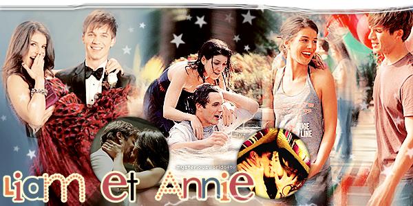 Liam et Annie