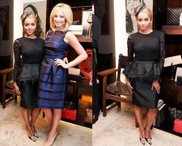 Le 26 Juin 2013: à l'événement Vanity Fair de Carolina Herrera.