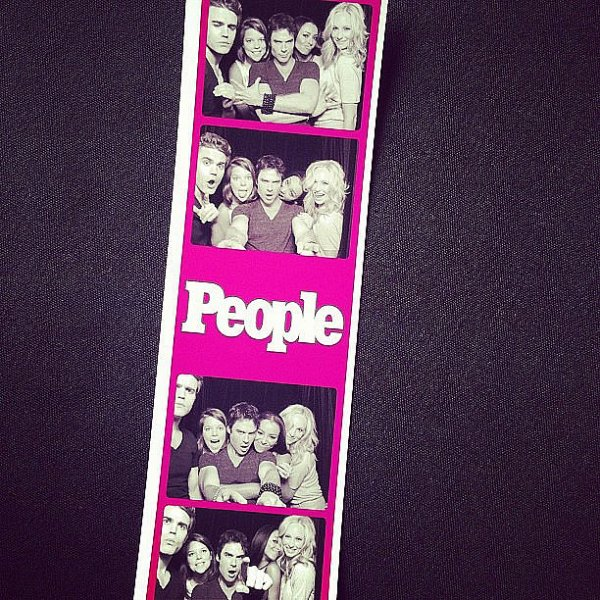 Le 20 Juillet 2013: à la soirée organisé par Entertainment Weekly's pour le Comic-Con.
