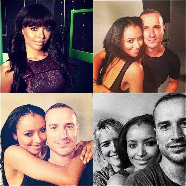 Le 28 Juillet 2013: dans les coulisses de la CW pour la réalisation d'une vidéo promo et d'un photoshoot pour la saison 5.