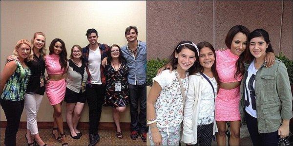 Le 17-18 Août 2013: Convention TVD à Dallas.
