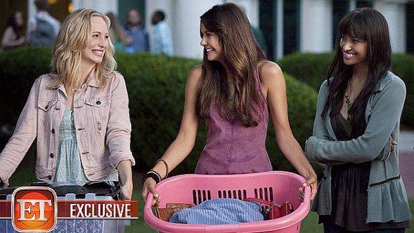 News Vampire Diaries.