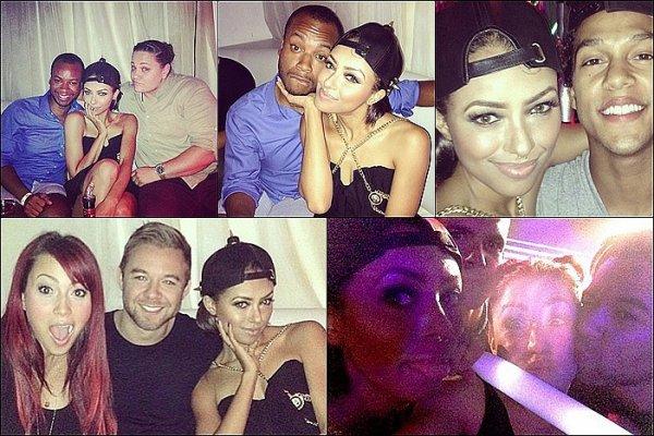 Le 15 Septembre 2013: Soirée NightClub avec des ami(e)s.